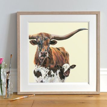 Texas Longhorn picture by Lauren's Cows
