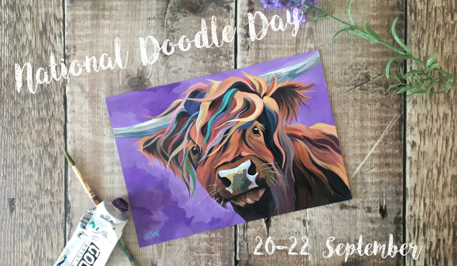 National Doodle Day 2019