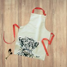 Childs Cow Apron