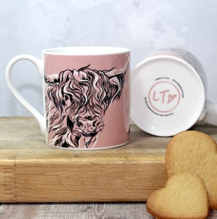 Highland Cattle Mug Ally