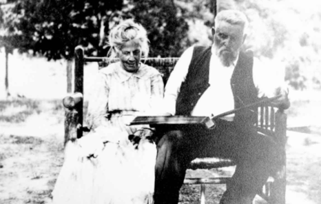 Mary and Charles Goodnight