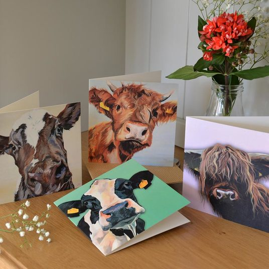 Cattle Notecards