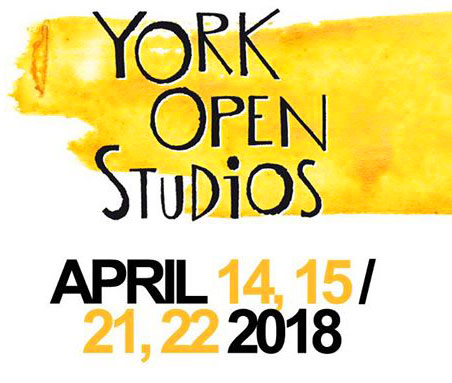 York Open Studios 2018 artist Lauren's Cows