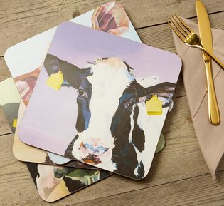 Dairy Cattle Placemats